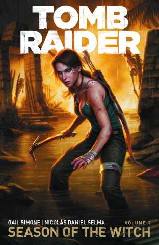 Tomb Raider Vol. 1: Season of the Witch