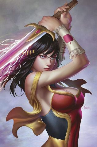 Grimm Fairy Tales #6 (Meguro Cover)