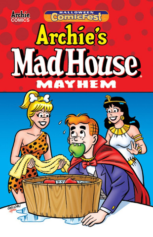 Archie's Madhouse Mayhem (Halloween ComicFest 2018)