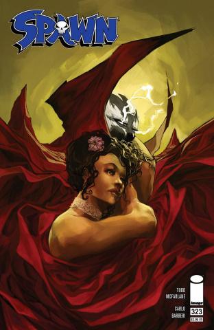 Spawn #324 (Aguillo Cover)