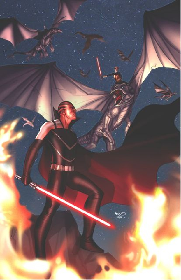 Star Wars: The Lost Tribe of the Sith - Spiral #3
