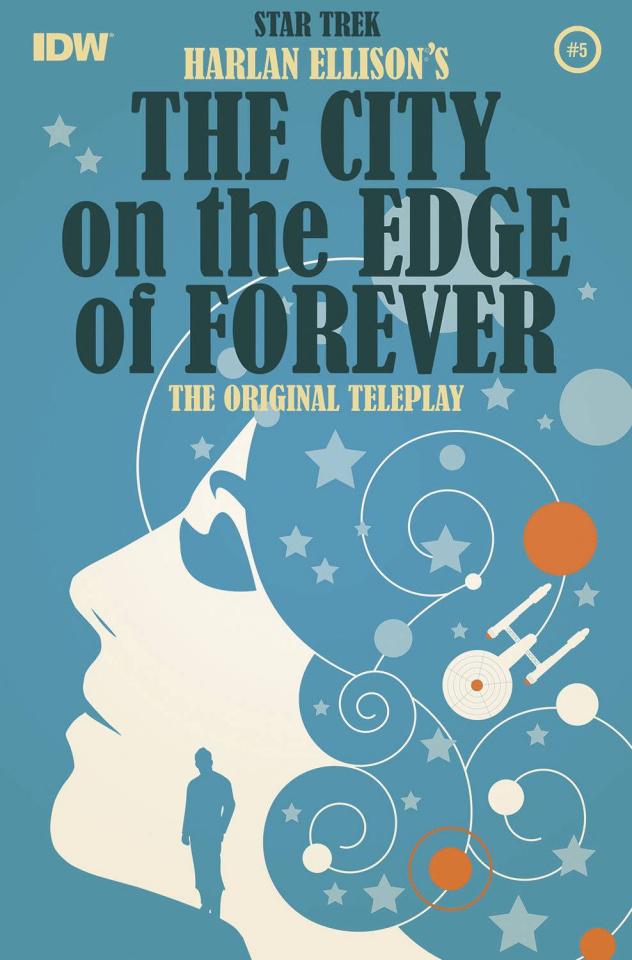 Star Trek: The City on the Edge of Forever #5