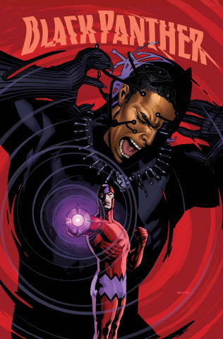 Black Panther #166 (Sook Cover)