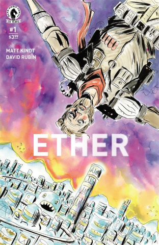 Ether #1 (Lemire Cover)