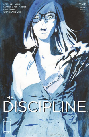 The Discipline #1 (2nd Printing)