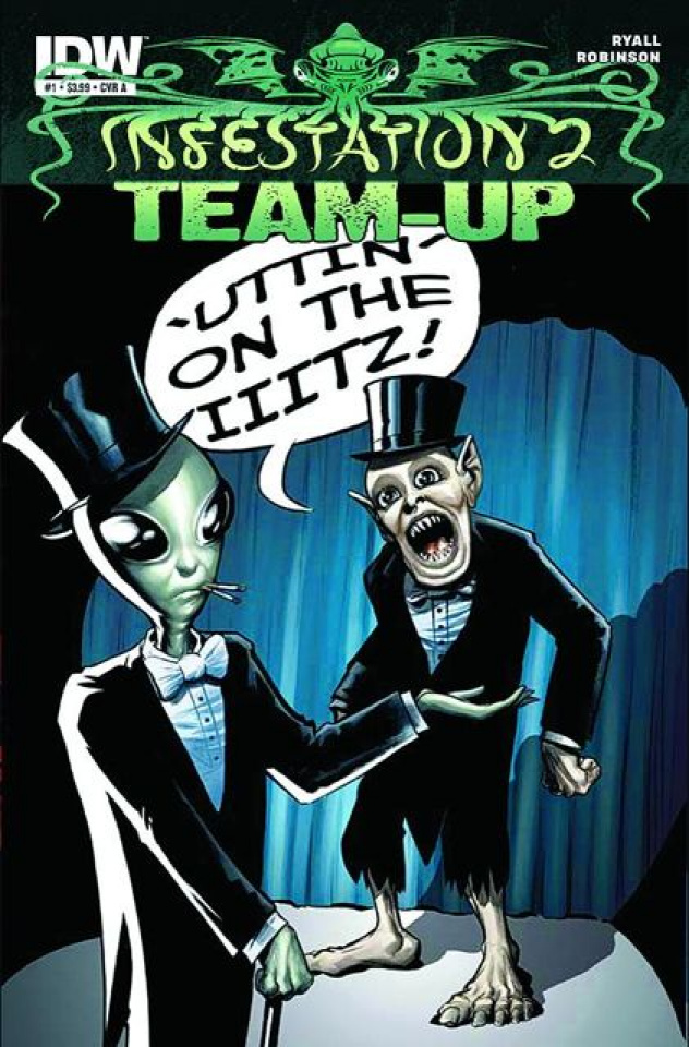 Infestation 2: Team Up #1
