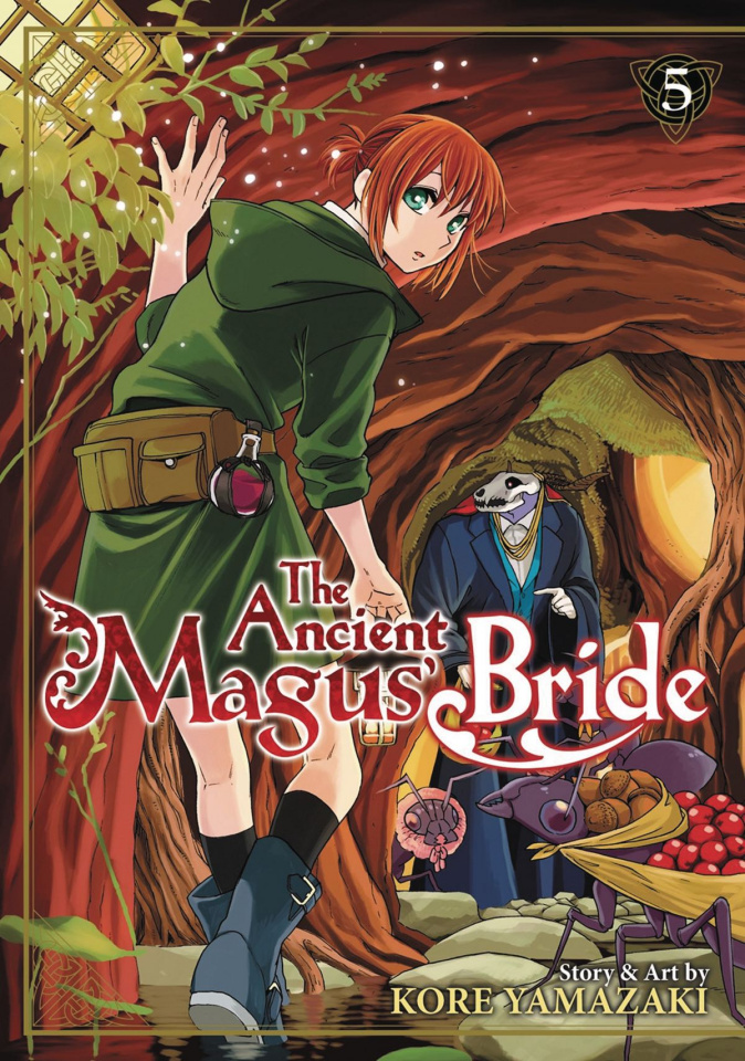 The Ancient Magus Bride Vol. 6
