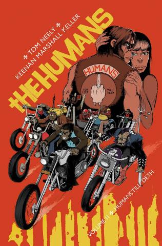 The Humans Vol. 2: Humans Till Deth