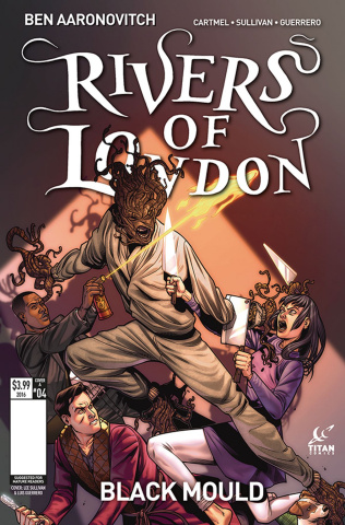 Rivers of London: Black Mould #4 (Stott Cover)
