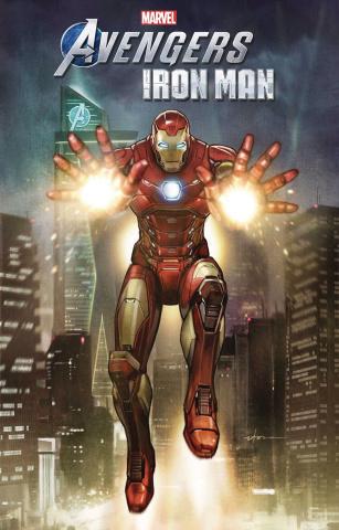 Avengers: Iron Man #1