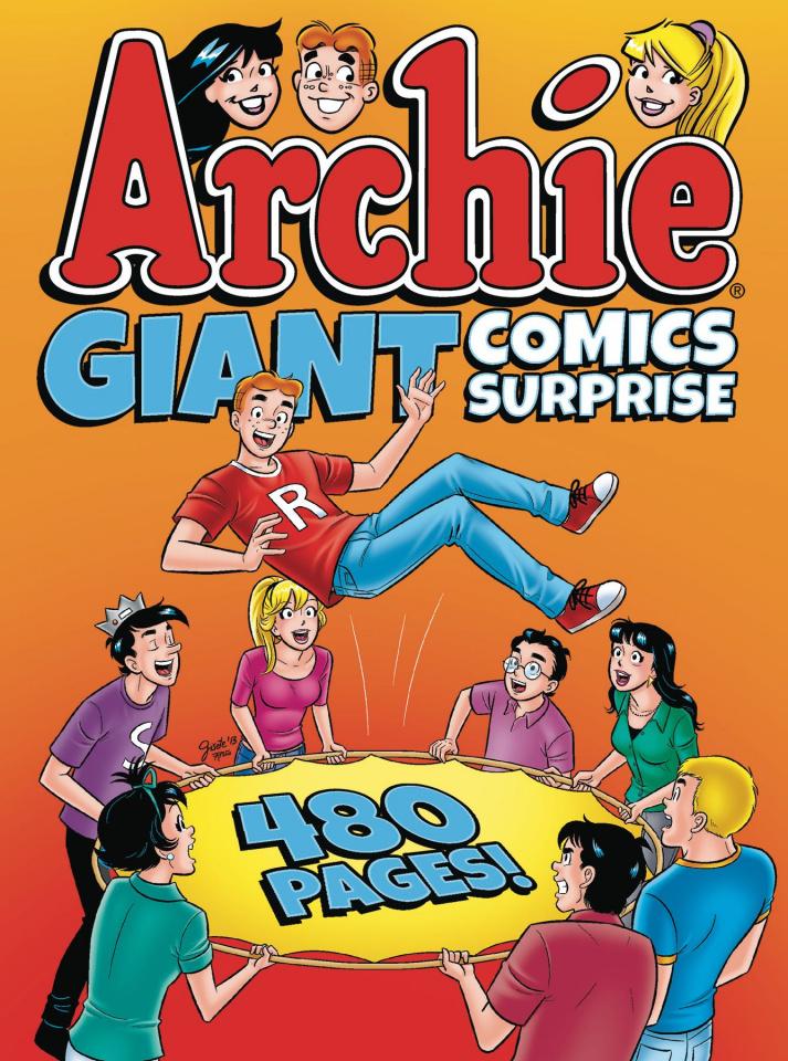 Archie: Giant Comics Surprise