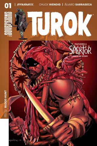 Turok #1 (Lopresti Cover)