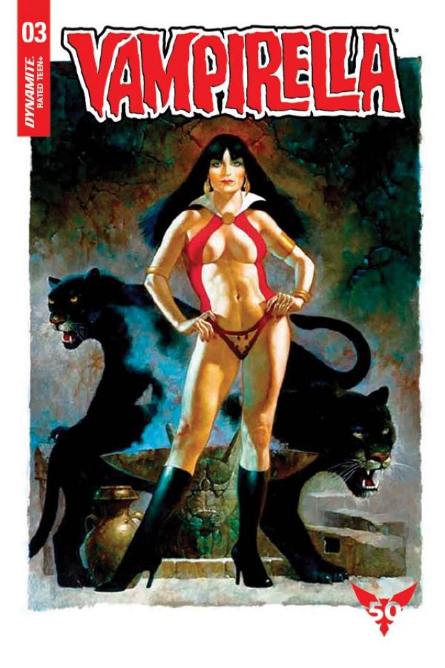 Vampirella #3 (Sanjulian Cover)