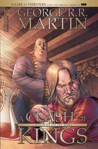 A Game of Thrones: A Clash of Kings #10 (Miller Cover)