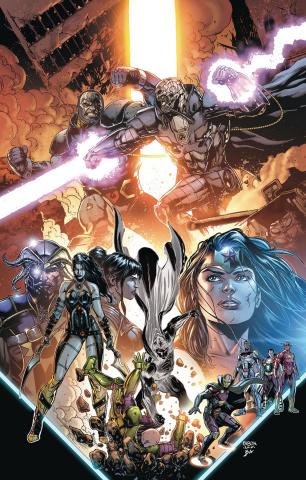Justice League: The Darkseid War Saga (Omnibus)