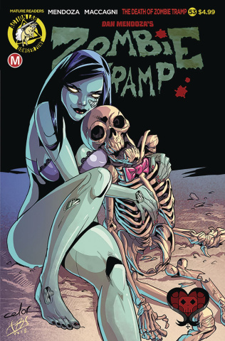 Zombie Tramp #53 (Celor Cover)