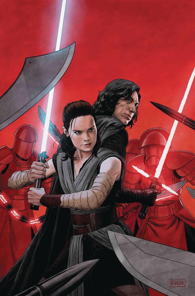 Star Wars: The Last Jedi #5