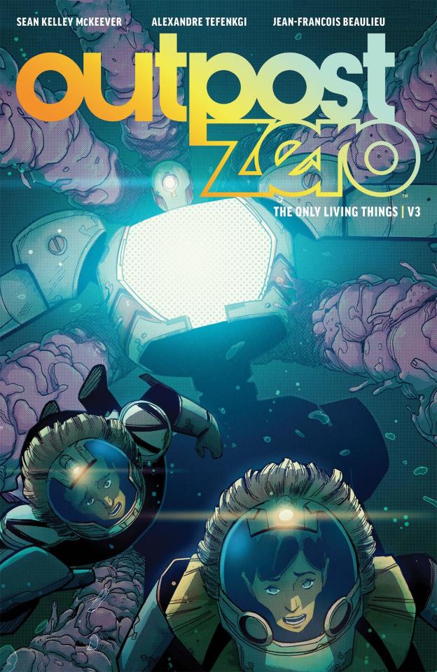 Outpost Zero Vol. 3