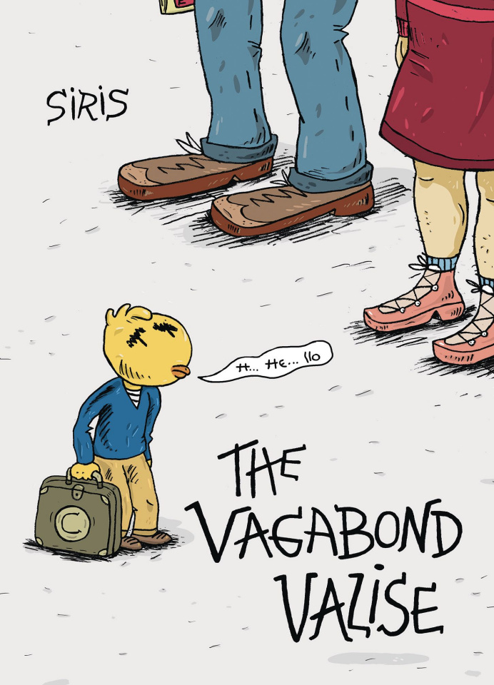 The Vagabond Valise