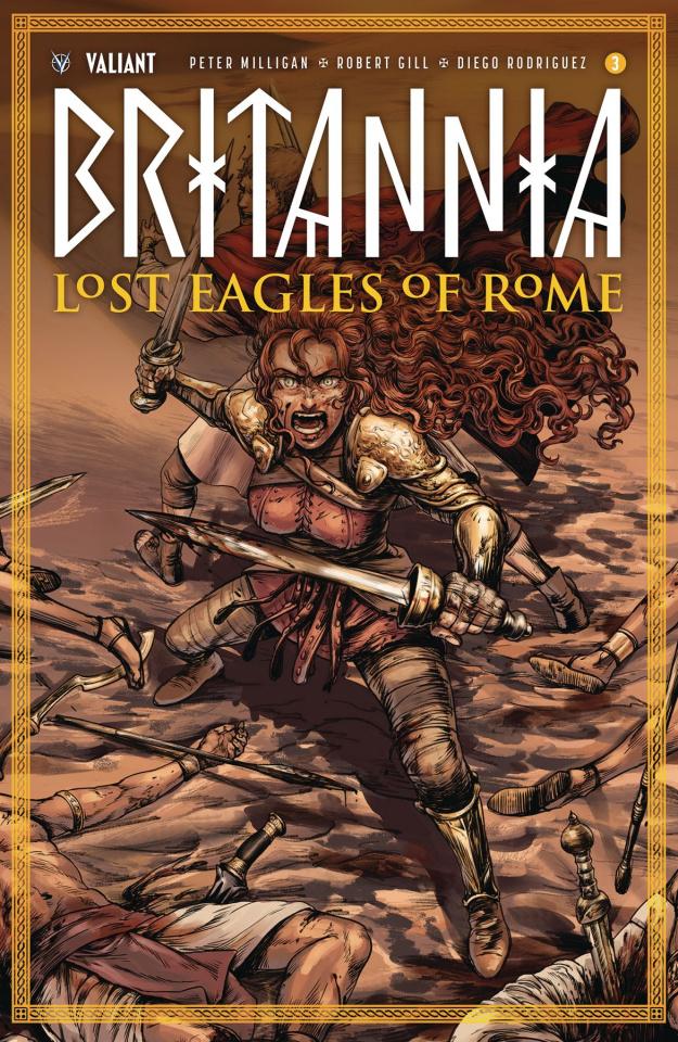 Britannia: Lost Eagles of Rome #3 (Kim Cover)