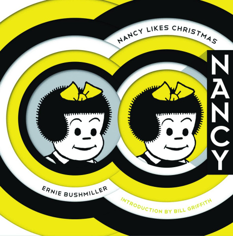 Nancy Likes Christmas Vol. 2: The Complete Dailies - 1946-1948