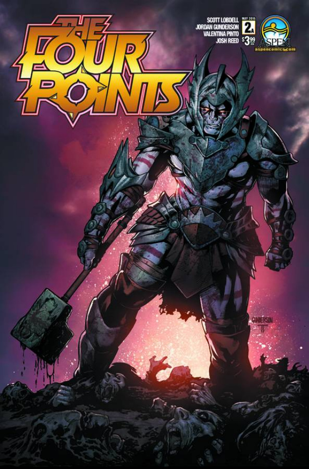 The Four Points #2