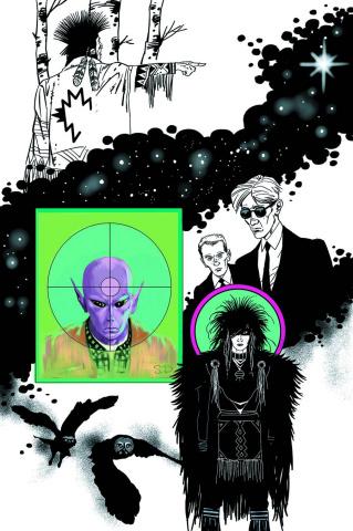 Resident Alien: Suicide Blonde #0