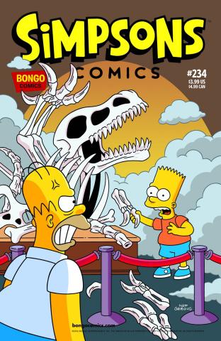 Simpsons Comics #234