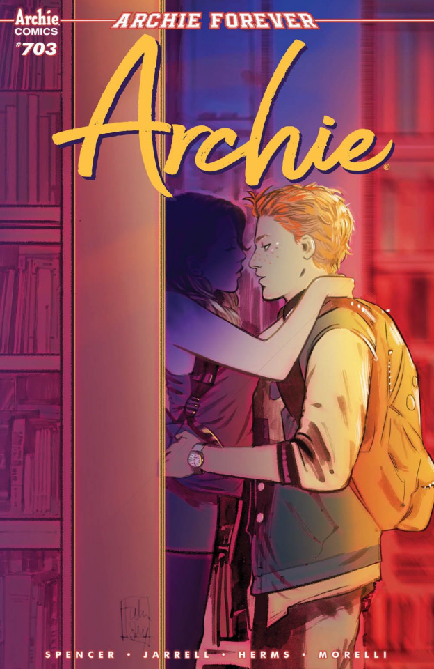 Archie #703 (Lotay Cover)
