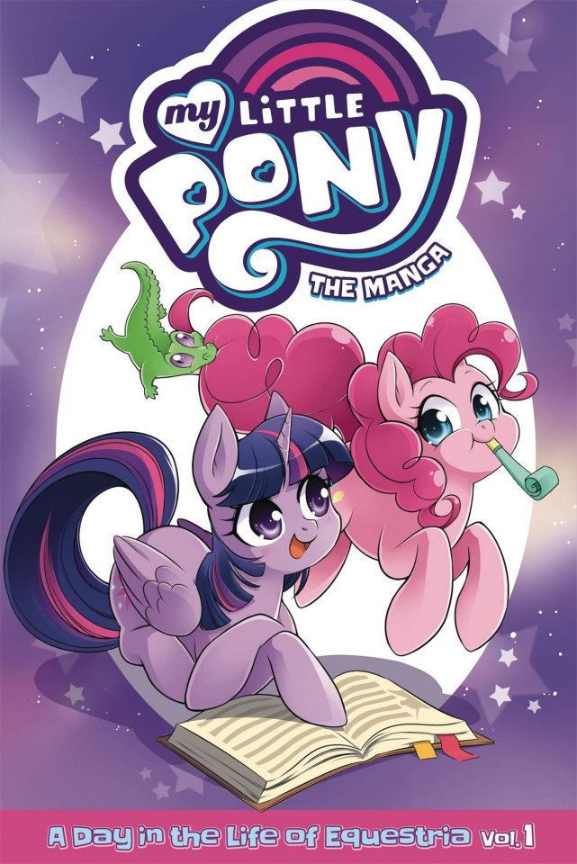 My Little Pony: The Manga Vol. 1: A Day in the Life of Equestria