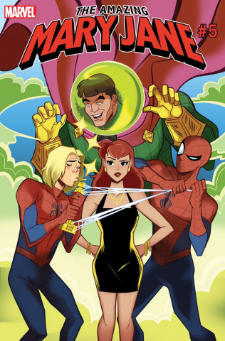 The Amazing Mary Jane #5 (Williams Cover)