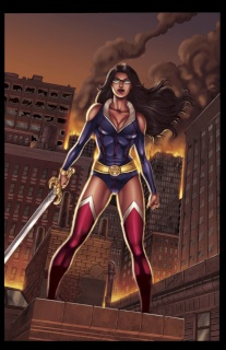Grimm Fairy Tales: Realm War #12 (Luis Cover)