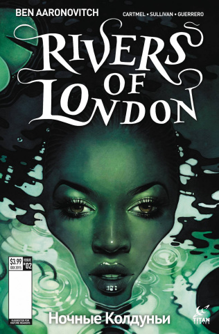 Rivers of London: The Night Witch #2 (Dittmann Cover)