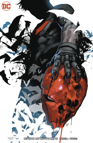 Red Hood and The Outlaws #26 (Variant Cover)