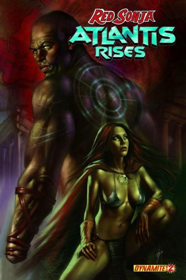 Red Sonja: Atlantis Rises #2