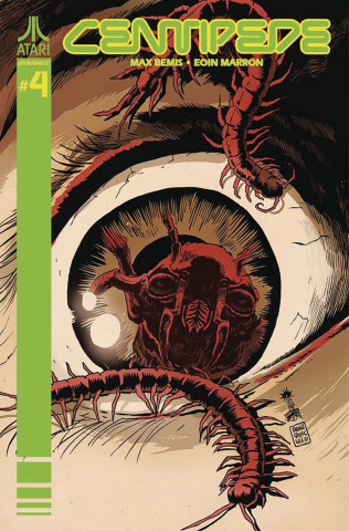 Centipede #5 (Francavilla Cover)