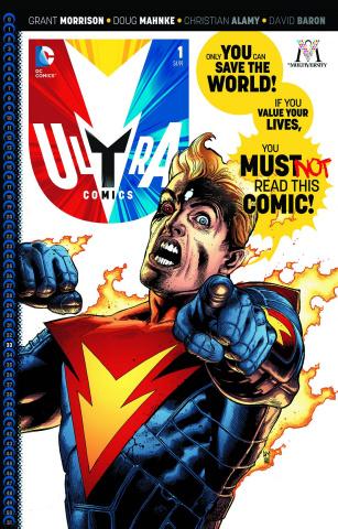 Multiversity: Ultra Comics #1