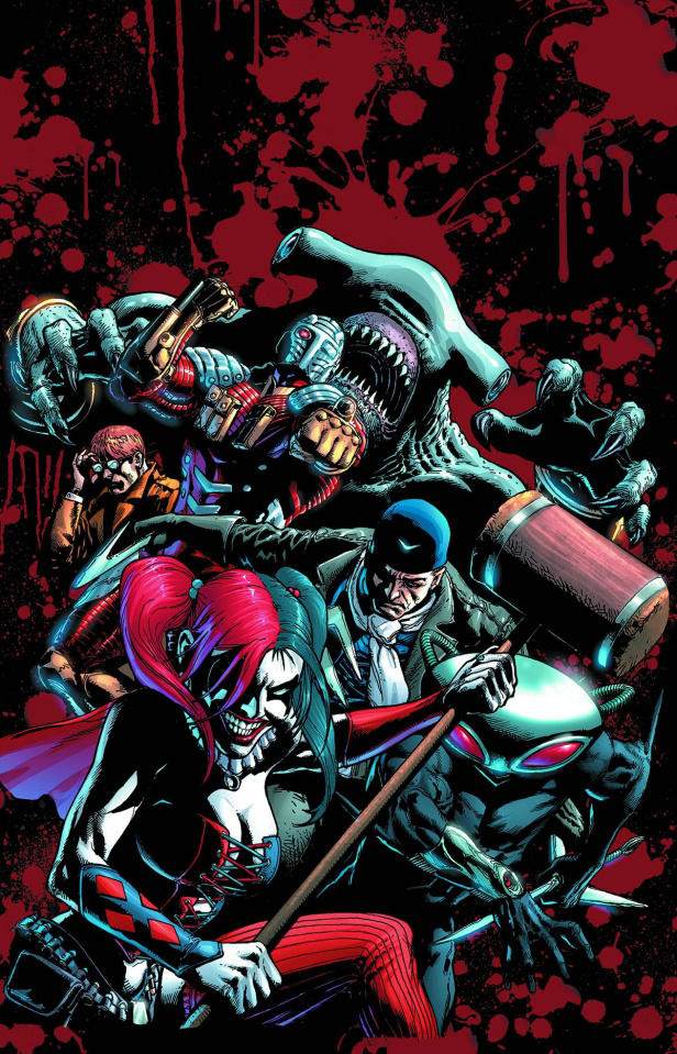 Suicide Squad Vol. 5: Walled In