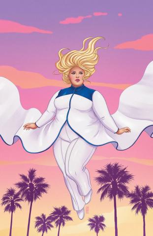 Faith #7 (10 Copy Bartel Cover)
