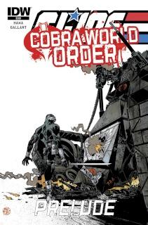 G.I. Joe: Cobra World Order Prelude