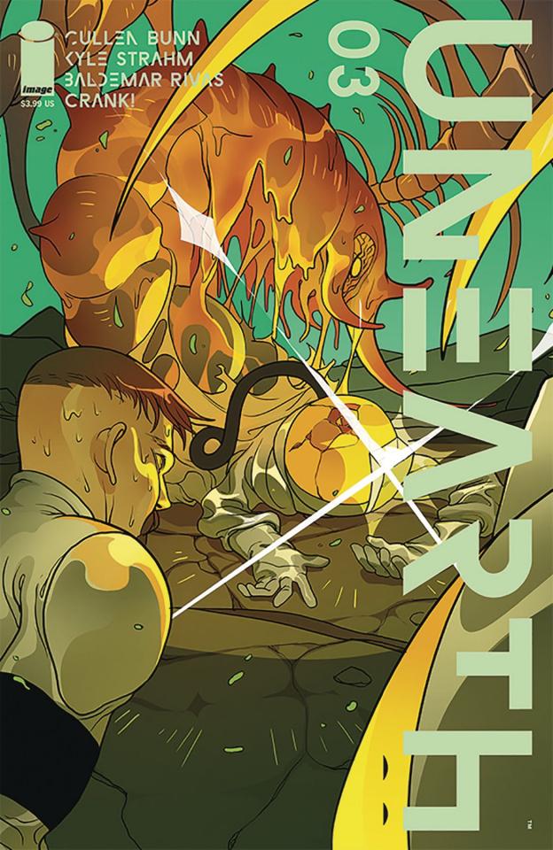 Unearth #3 (Rivas Cover)