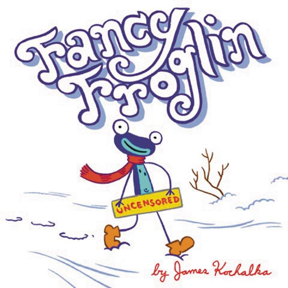 Fancy Froglin: Uncensored