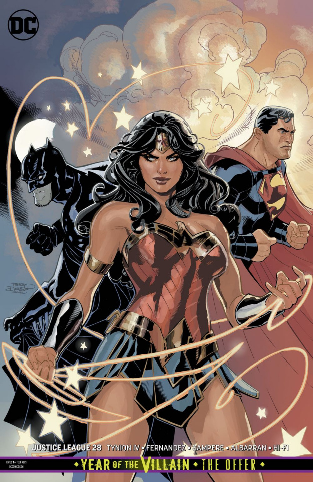 Justice League #28: The Offer