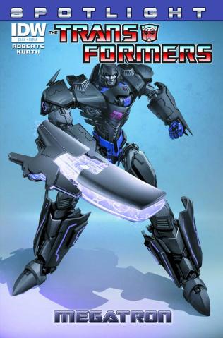 The Transformers Spotlight: Megatron