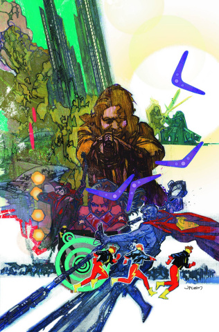 Convergence: Suicide Squad #2