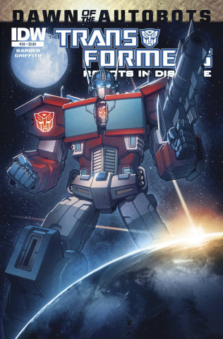 The Transformers: Robots in Disguise #28
