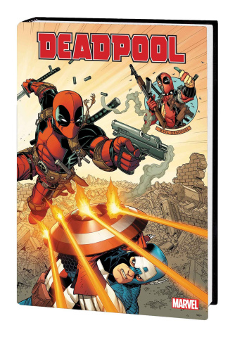 Deadpool by Daniel Way Vol. 2 (Omnibus)