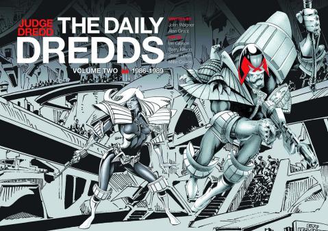 Judge Dredd: The Daily Dredds Vol. 2