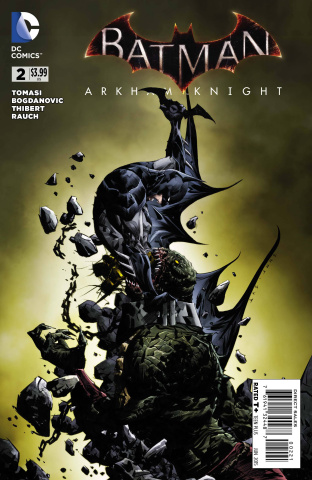 Batman: Arkham Knight #2 (Variant Cover)