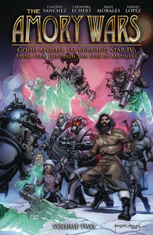 The Amory Wars: Good Apollo, I'm Burning Star IV Vol. 2